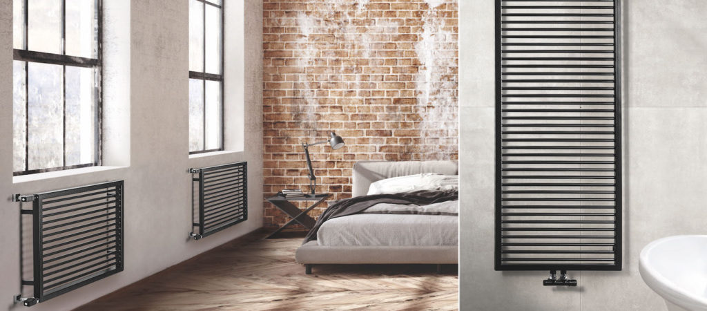 Scaldasalviette e radiatore su misura Shadow